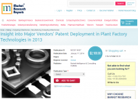 Major Vendors Patent Deployment in Plant Factory Technologie