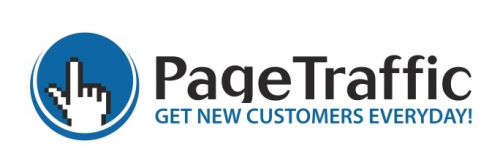 Logo for PageTraffic Web Tech Pvt Ltd'