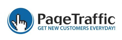Logo for PageTraffic Web Tech Pvt Ltd'