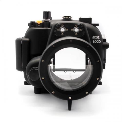 Canon 600D underwater housing'