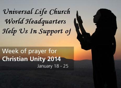 Prayer Week'