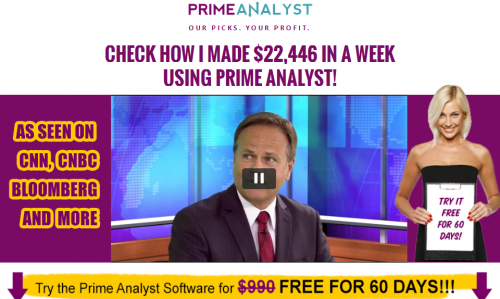 Prime Analyst Binary Option Signals Software'