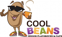 Cool Beans Indoor Playground & Cafe Logo