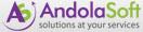 Logo for Andolasoft Inc.'