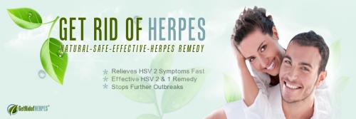 Get Rid of Herpes'