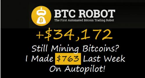 BTC Robot Review - Bitcoin Robot Auto Trading Stock Software'