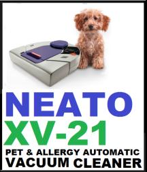Company Logo For Neato Robotics: Neato XV-21'
