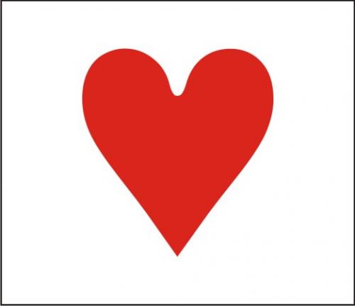 Heart Shape Stickers'