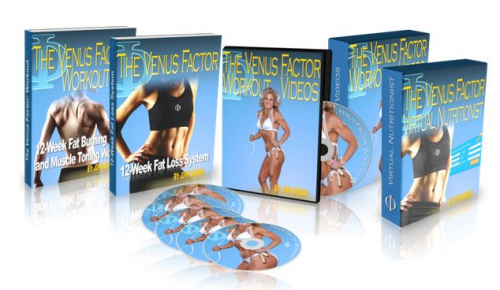 Venus Factor Best Weight Loss Program: Amazing Body Results'