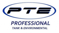 Professional Tank & Environmental Logo