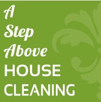 A Step Above Cleaning Logo