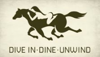 Diving Horse Logo