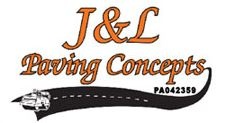 Company Logo For J & L Paving'