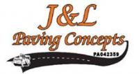 J & L Paving Logo