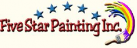 Five Star Painting Inc. Logo