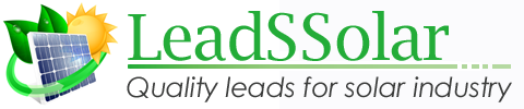 Leads Solar Logo'