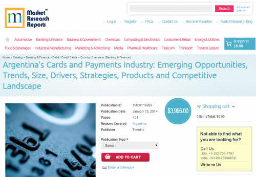 Argentina's Cards and Payments Industry'