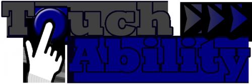 TouchAbility Logo'