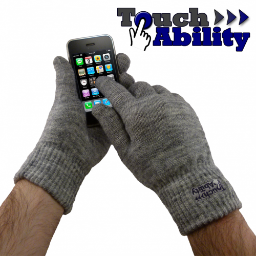 TouchAbility Gloves'