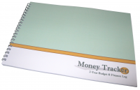 Money Tracker 2-Year Budget & Finance Log