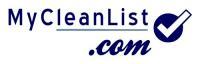 Company Logo For MyCleanList.com'