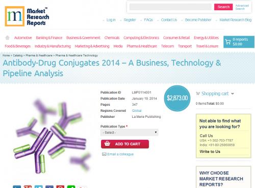 Antibody Drug Conjugates 2014'