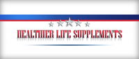Healthier Life Supplements Logo