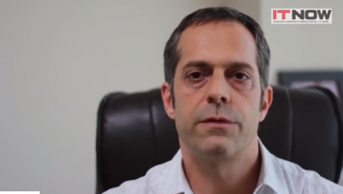 Paul Fervoy, CEO of MiWeb'