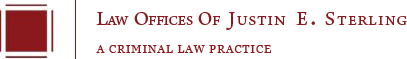 The Law Offices of Justin E. Sterling'