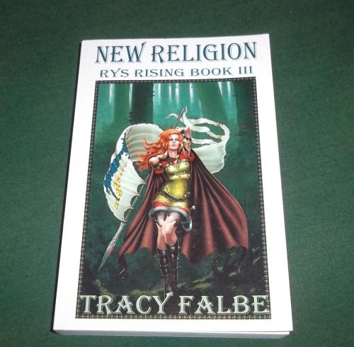 New Religion: Rys Rising Book III'