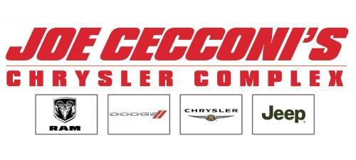 Joe Cecconi's Chrysler Complex'