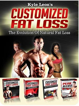 Customized Fat Loss'