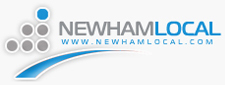 Logo for Newham Local'