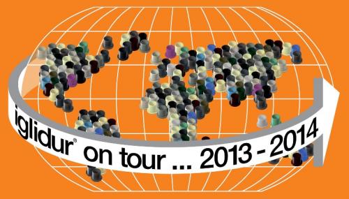 glidur on tour'