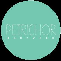Petrichor Bodywork Logo