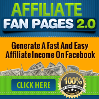 Affiliate Fan Pages 2.0