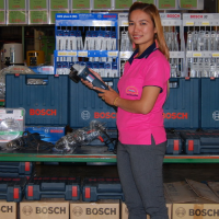 BuriramThailand Bosch Tools Roadshow Event Feb