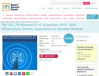 The LTE, LTE-Advanced & 5G Ecosystem: 2014 - 2020