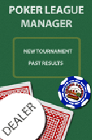 Poker League Manager2