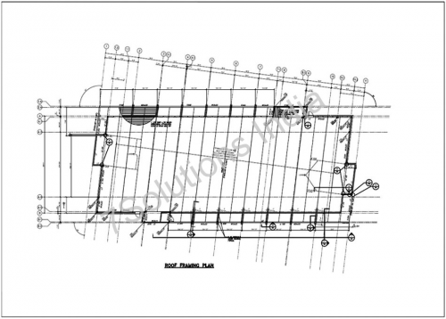 Structural CAD Drawigns'
