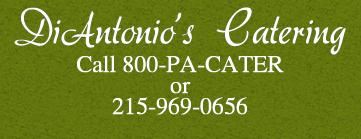Company Logo For DiAntonio's Catering'