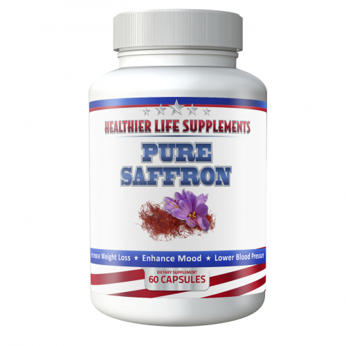 Saffron Extract Supplement'