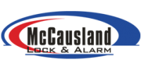 McCausland Lock Service, Inc. Logo