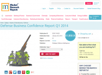 Defense Business Confidence Report Q1 2014