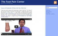 Foot Pain Center