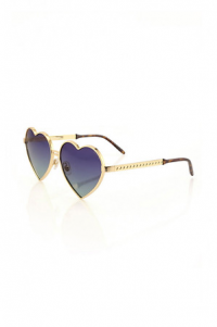 Lolita Frame Gold Multi Sunglasses