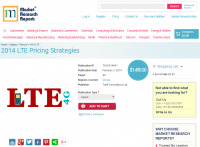 2014 LTE Pricing Strategies