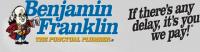 Benjamin Franklin Plumbing PA Logo