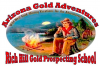Logo for Arizona Gold Adventures, Inc.'
