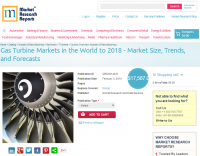 Gas Turbine Markets in the World to 2018